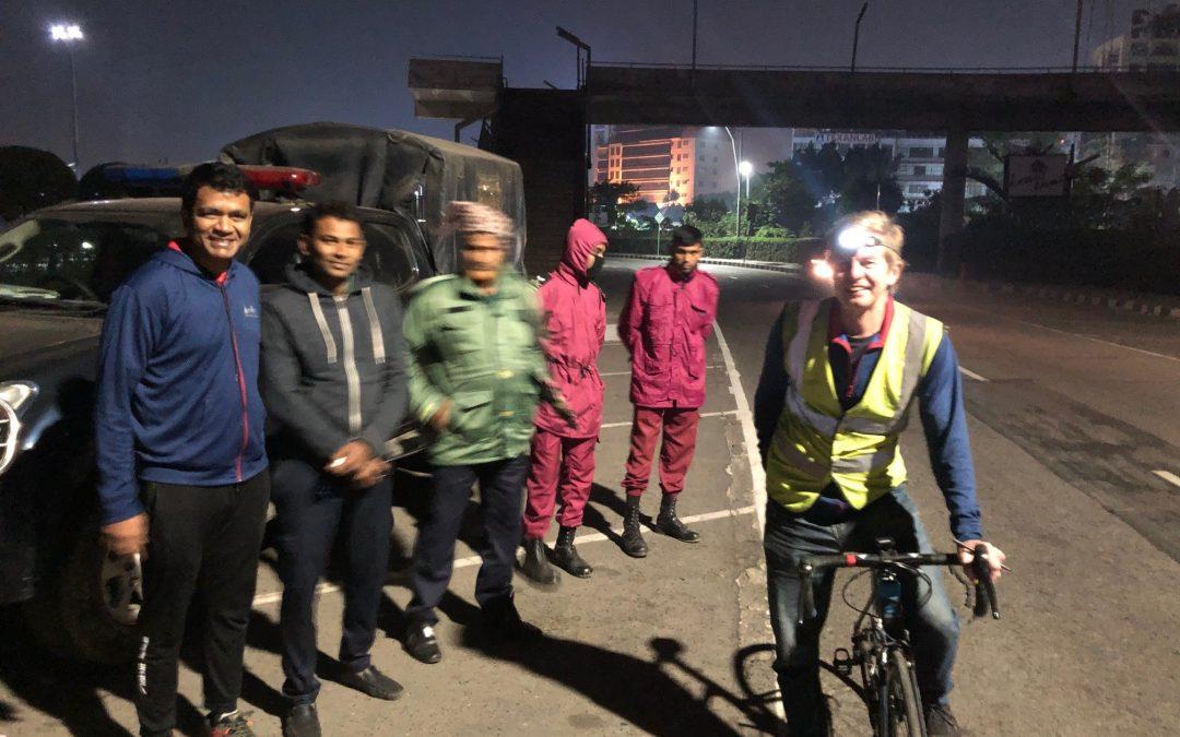 First internationally sanctioned running event in Bangladesh history